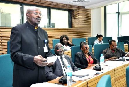 Draft East African Cooperative Societies Bill Presented