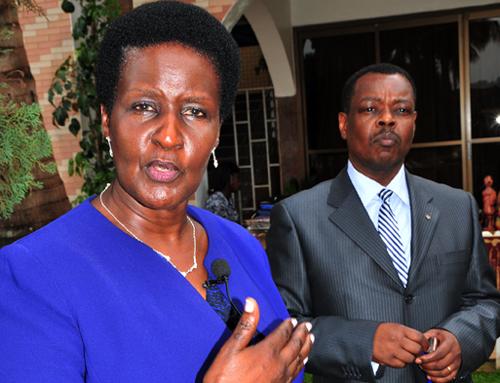 Trade Minister Kyambadde Looks to Youth for Economic Development