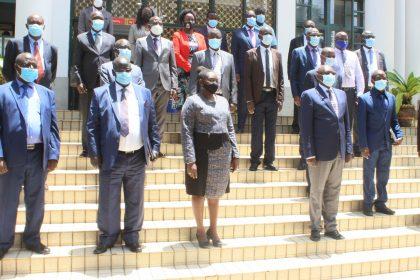 UGANDA-KENYA BILATERAL TALKS ON TRADE MATTERS KICKS OFF