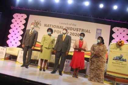 National Industrial Policy 2020 Launched