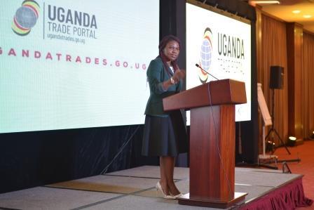 Launch of the Uganda Trade Portal