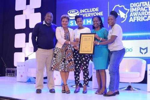 Digital Impact Awards Africa 2019