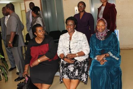EALA MPs Visit MTIC