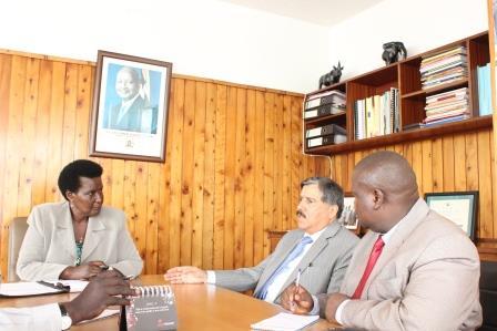 UEA Ambassador Visits Uganda