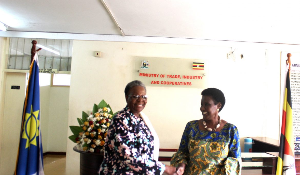 Uganda and Namibia to Strengthen Trade Relations