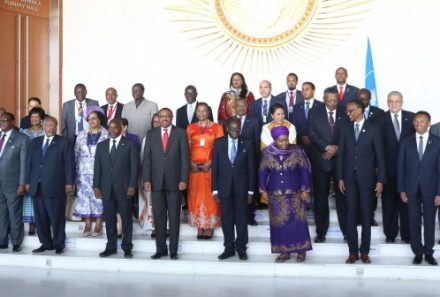 The 18th COMESA Summit of Heads of State & Government