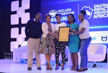 Ministry of Trade, Industry and Cooperatives wins Digital Impact Awards Africa 2019