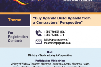 Inaugural Summit of Contractors and Service Providers Takes Place in Serena