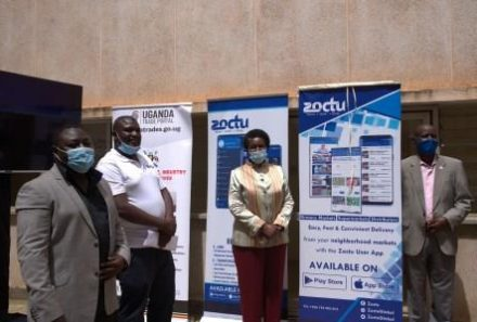Minister MTIC Launches ZOCTU Digital Platform