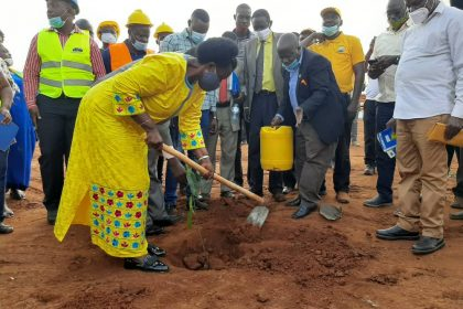 LAUNCH OF THE CONSTRUCTION OF BUSIA BORDER EXPORT ZONE