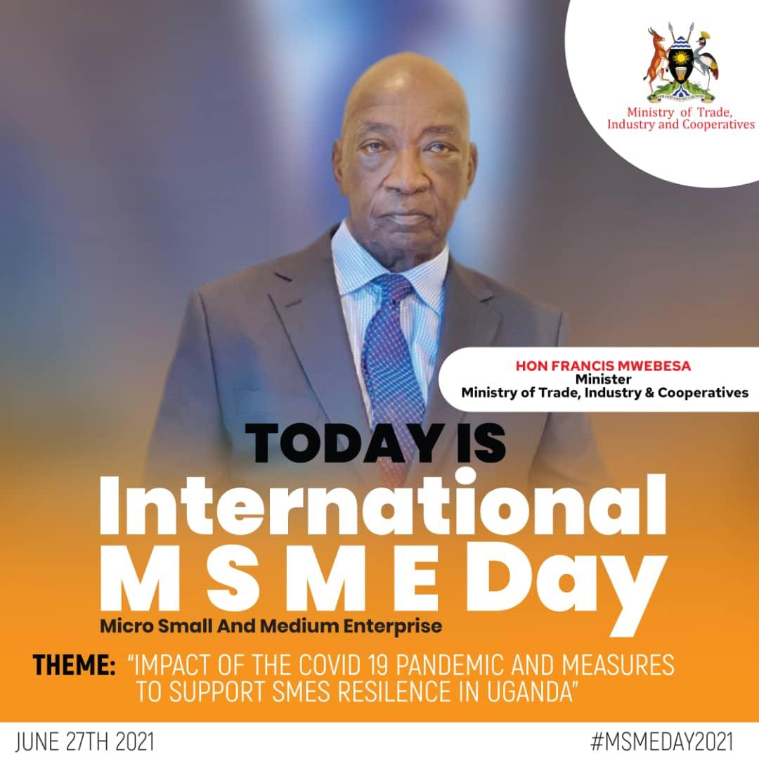 MTIC JOINS THE REST OF THE WORLD TO CELEBRATES INTERNATIONAL MSME DAY 2021