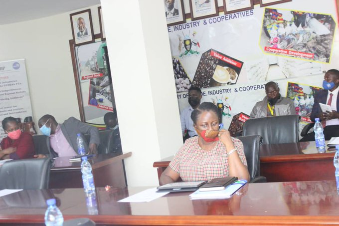 MINISTRY OF TRADE GETS NEW PERMANENT SECRETARY